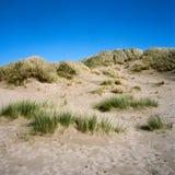 Formby piaska diun rezerwat przyrody Zdjęcia Royalty Free