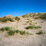 Formby Sand Dunes Nature Reserve Royalty Free Stock Photos