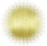 Forme abstraite de cercle Images stock