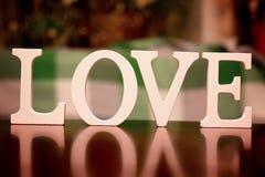 Forme d'amour de Saint Valentin Image stock