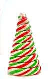 Forme d'arbre de sucrerie Images stock