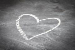 Forme de coeur. Photo libre de droits