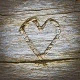 Forme de coeur Photos libres de droits