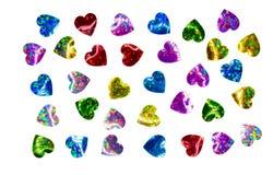 Forme de coeur Photo libre de droits
