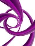 forme de l'hélice 3D Photos libres de droits