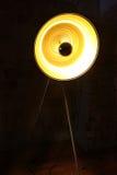 Forme de lampe Photographie stock