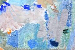 Forme de peinture de jet sur le mur photo libre de droits
