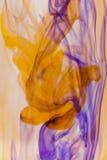 Forme dell'inchiostro Immagine Stock Libera da Diritti