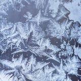 Forme della neve Immagine Stock