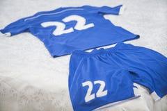 Forme du football Image stock
