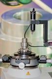 Forme el instrumento de medida Imagenes de archivo