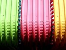 Forme et couleur abstraites Photographie stock libre de droits