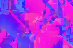 Forme et lignes abstraites Photographie stock