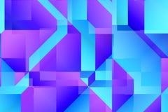 Forme et lignes abstraites Photo stock