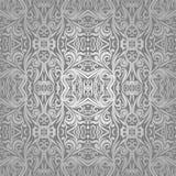 Forme ethnique de batik de papier peint Illustration Stock