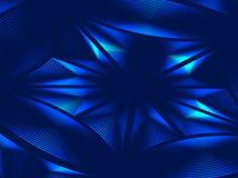 Forme geometriche concentriche Fotografia Stock