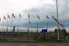FORME, Mons, Belgique photo stock