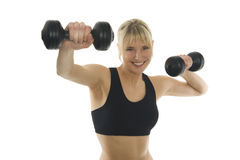 Forme physique Image stock