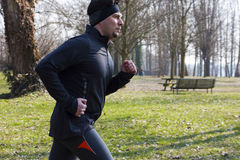 Forme physique aérobie Images stock