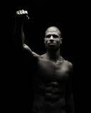 Forme physique artistique Photo libre de droits