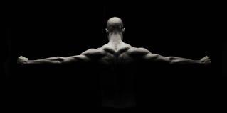 Forme physique artistique Images stock
