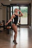 Forme physique de la santé des femmes image stock