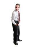 Forme physique des employés Photo stock