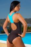 Forme physique et bain Image stock