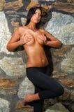 Forme physique et bain Photos stock