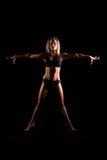 Forme physique et santé Image libre de droits