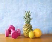 Forme physique et santé Photographie stock libre de droits