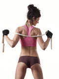Forme physique femelle images stock