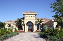 Formeel Huis royalty-vrije stock fotografie
