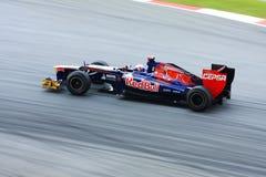 Formel 1 2012 Stockfotografie