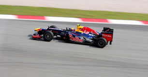 Formel 1 2012 Lizenzfreies Stockbild