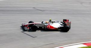 Formel 1 2012 lizenzfreie stockbilder