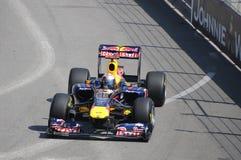 Formel 1 Monaco großartiges Prix Stockfotografie
