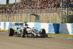 Formel 1, 2015: Royaltyfria Foton