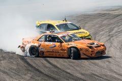 Formel-Antrieb Orlando Stockbild