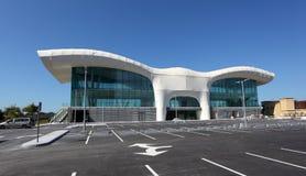 Formel 1-Café in Abu Dhabi Lizenzfreie Stockbilder