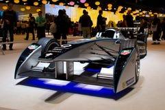 Formel E Genf 2014 Lizenzfreie Stockbilder