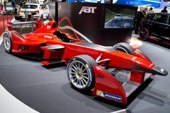 Formel E Genf 2014 Stockfotografie