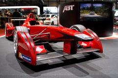 Formel E Genf 2014 Stockbild