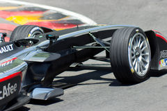 Formel E - Oriol Servià- Dragon Racing Arkivfoto