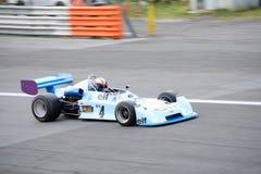 Formel 2 för sparre B40 på den Monza strömkretsen Arkivfoton
