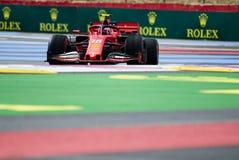 Formel 1-Franzosen Grand Prix 2019 stockfotografie