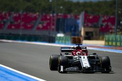 Formel 1-Franzosen Grand Prix 2019 lizenzfreies stockbild