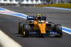 Formel 1-Franzosen Grand Prix 2019 lizenzfreie stockfotografie
