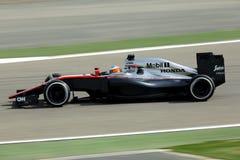 Formel 1 Gulf Air Bahrain Grandprix 2015 Lizenzfreies Stockfoto