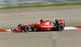 Formel 1 Gulf Air Bahrain Grandprix 2015 Lizenzfreie Stockfotografie